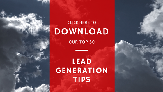 Download the 30 Greatest Lead Generation Tips, Tricks and Ideas for Travel Companies.